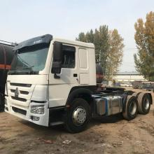 Camion tracteur Sinotruk HOWO 6x4 375cv occasion