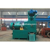 High efficiency coal briquette press machine with ISO