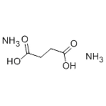 Butanedioic acid,ammonium salt (1:?) CAS 15574-09-1