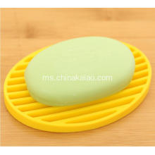 Home Hotel Restaurant Silicone Holder Rack For Sabun