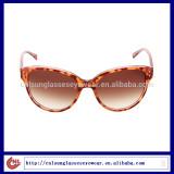 Fashionable design cat eyes shape sunglasses for women