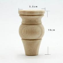 Holzmöbelfüße Brötchenfüße