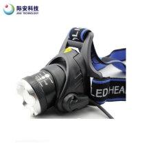 CREE LED T6 10W lanterna recarregável do diodo emissor de luz