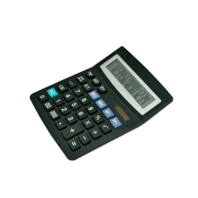 Electronic Desktop Dual Power 14 Calculateur de chiffres