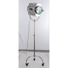 Stainless Steel Hollywood Studio Floor Lamp (KM0168F-1)