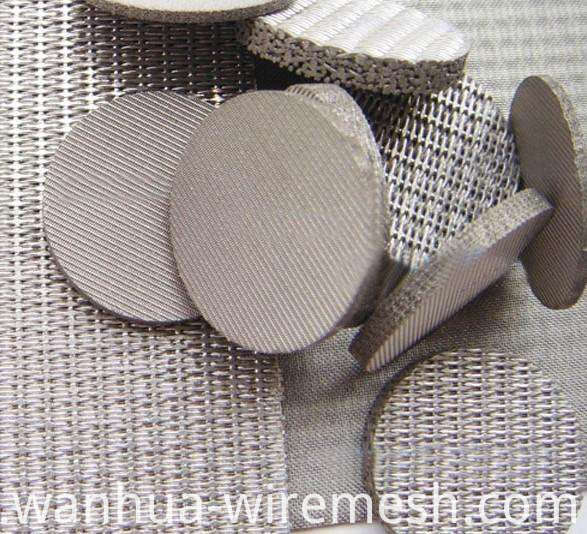 sintered filter screen wire mesh