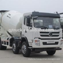 8X4 drive Dayun concrete mixer truck/cement mixer truck/ powder mixer truck / used mixer truck/ cement mixer