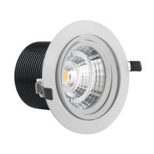 30w 80ra warm white led downlight 8 inch