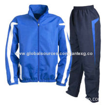 2014 Leisure Men's Sportswear, Performance for Gym or Casual Outdoor Wear, Made of Polyester/Nylon