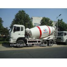 8-12M3 Dongfeng Cement Mixer Truck,6x4 cement mixer price in Saudi Arabia