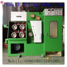 14DT(0.25-0.6) Copper fine wire drawing machine with ennealing(simple wire drawing machine)