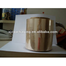 1 side Arylic/1 side PVDC coated BOPP film