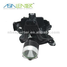 super bright zoom led head light