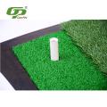 Cheap half long half short grass golf practice mat