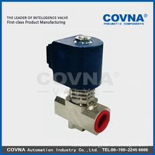 One year guarantee magnetic valves ,high temperature steam valve