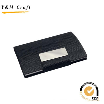 New Top Leather Name Card Holder with High Quality