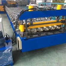 Wuxi alta durável painel de cobertura de rolo dá forma à máquina