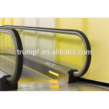 Indoor and outdoor moving sidewalk