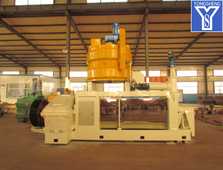 Edible Oil Milling Machine