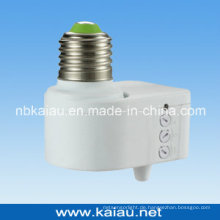 2012 neuer Entwurf E27 B22 Mikrowellen-Sensor-Lampen-Halter