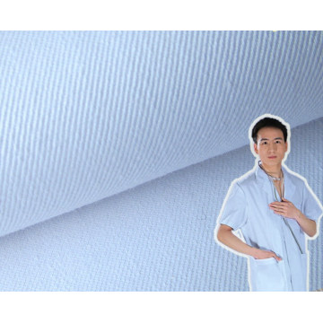 Medical Twill White Doctor Gown Fabric