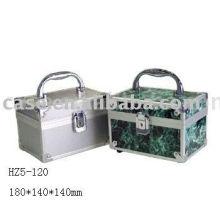 ящик для инструментов косметический случай модным алюминия ALU