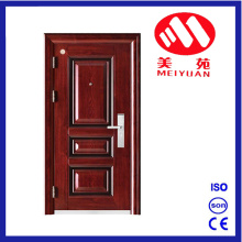 China Exterior Metal Doors Security Steel Iron safety Door