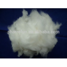 Grade A Angora rabbit hair white color 15.0mic/32mm