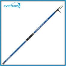 Type populaire de Rod en Europe Multi-Section Tele Surf Rod Tige de pêche