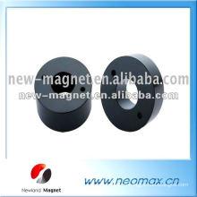 Сильный неодимовый кольцевой магнит