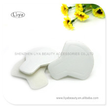Fashionable Design Flocking Powder Puff for Makeup