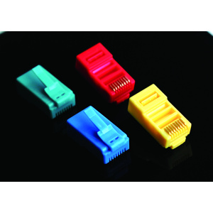 Different Color RJ45 Plug