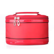 Lady Fashion Nylon Toiletry Wash Cosmetic Travel Case (YKY7539-2)