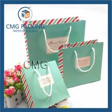 Custom Printing Paper Bag for Garment Packaging