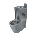 Stainless steel prison sanitary ware