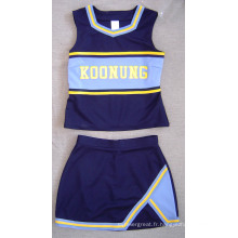 Cheerleader Uniform: Top Shell et jupe