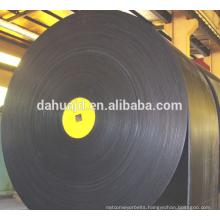 Nylon belt Iron and steel use burning resistant rubber conveyor belt