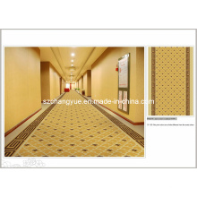 Modern Printed Nylon Wall to Wall Hotel Carpet