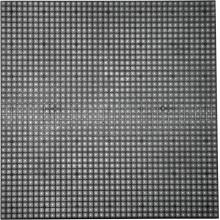 Tela da telha de assoalho do diodo emissor de luz P5.2