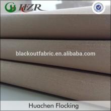 3 Pass Waterproofing Coating Blackout Fabric Slub Yarn