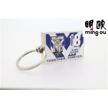 Hot Sale Customize Blank Bottle Opener with 32mm Keychain