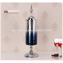 Matériel de verre personnalisé vases en verre personnalisé pour décoration de maison
