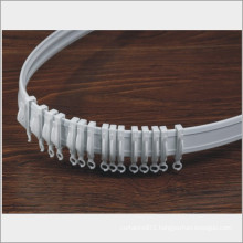 plastic pulley,double layer voile curtain,curtain track gliders plastic for shower curtain