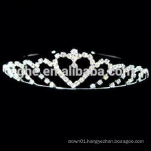 New fashion wholesale rhinestone Valentine's day with hair band