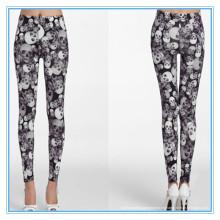 Primavera y Verano nuevo estilo estiramiento leggings diseño sin costuras