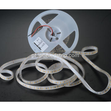 All In One SMD 2835 24V Blue Transparent Led Strip Light