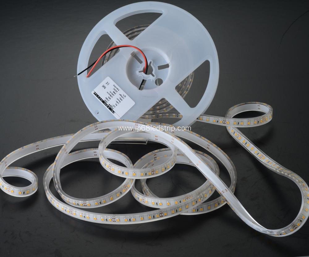 All In One SMD 2835 120 Led 2700K Milky Led Strip Light