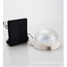 portable outdoor solar wall light