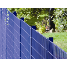 Double Wire Panel Mesh fencing dari HGMT Fence