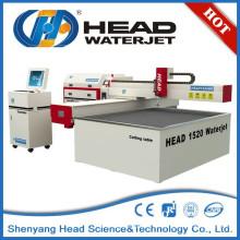 Corte de cristal del CNC máquina de corte del agua de cristal de 1500m m * 2000m m